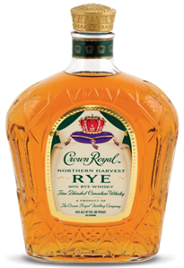 Crown Royal Canadian Rye Whisky Northern Harvest 1.00l
